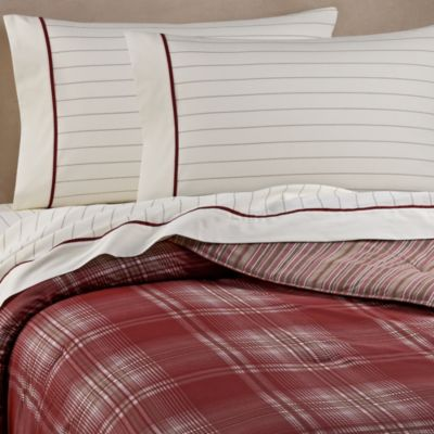 Nautica® Ridgehill 4-5 Piece Comforter and Sheet Set