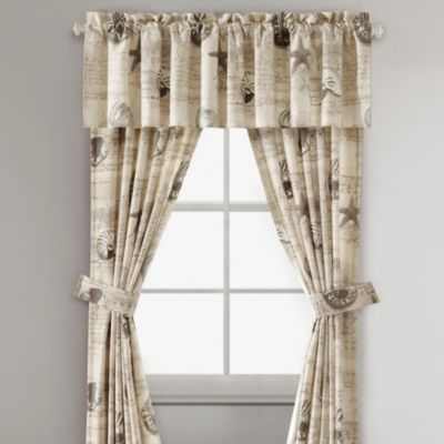 Harbor House™ Arabella Window Valance