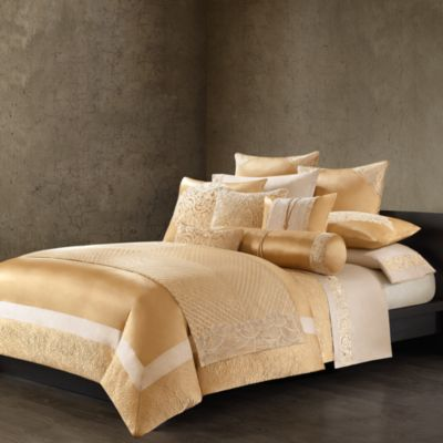 Natori Gobi Palace Queen Duvet Cover