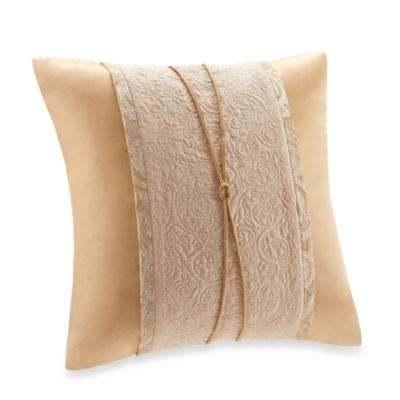 Natori Gobi Palace 20-Inch Square Toss Pillow