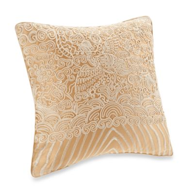 Natori Gobi Palace 18-Inch Square Toss Pillow