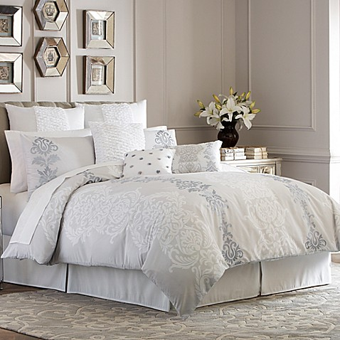 Pavia 4-Piece King Comforter Set