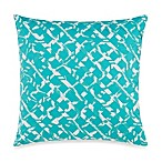 Maya Ikat Square Toss Pillow