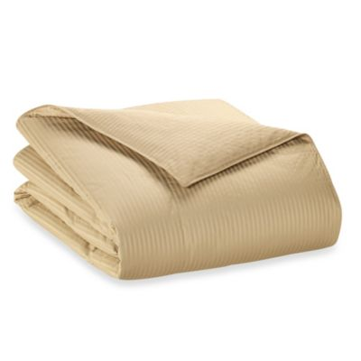 Seasons Collection® Year Round Warmth Down Twin Comforter in Wheat