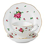 Royal Albert 3-Piece Set in White