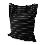 Powell® Anywhere Lounger in Black/White Stripes