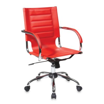 Avenue Six Trinidad Office Chair in Black