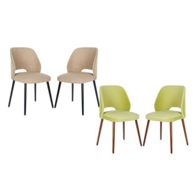 Safavieh Lizzie Dining Chair (Set of 2)