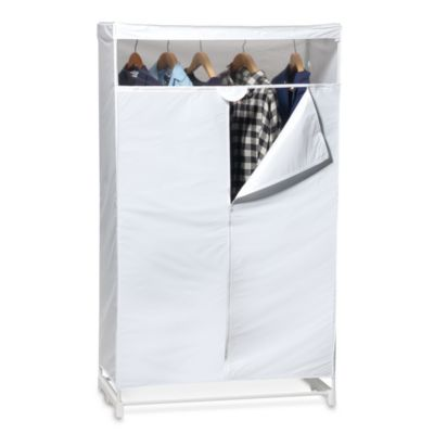 Buy purse shaped scarf organizer from bed bath beyond for Extra closet storage