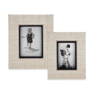 "Reed & Barton Carson 4"" x 6"" Picture Frame"
