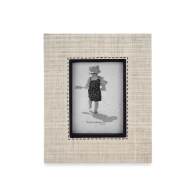 "Reed & Barton Carson 5"" x 7"" Picture Frame"