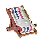 Yankee Candle® Sweet Summertime Beach Chair Tealight Holder