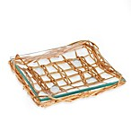 Yankee Candle® Sweet Summertime Wicker Candle Tray