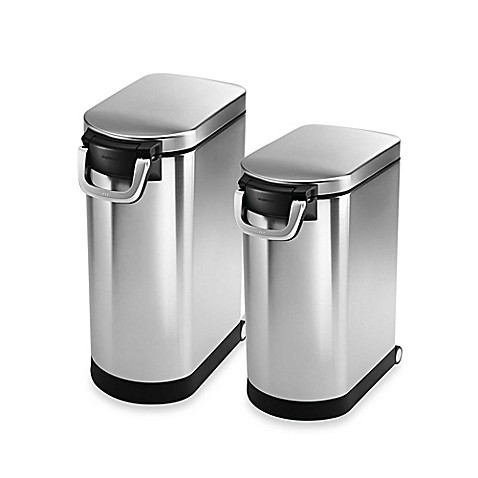 simplehuman® 25-Liter Pet Food Storage Can