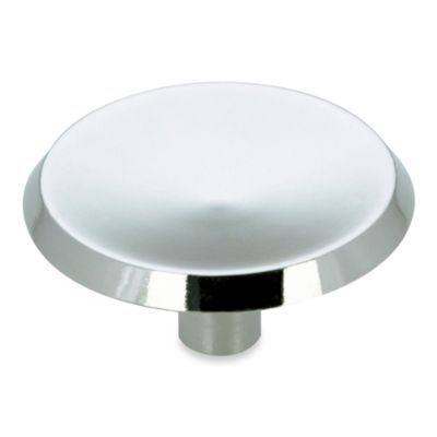 Richelieu Modern Cabinet Knob in Chrome