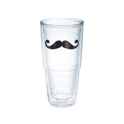 Tervis Mustache Connoisseur 24-Ounce Tumbler