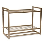 Napa Simple Nickel Bathroom Wall Shelf