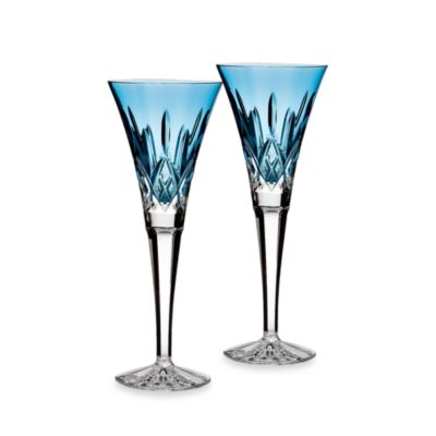 Waterford® Lismore Jewels Toasting Flute (Set of 2)