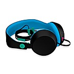 Coloud The Boom Headphones in Black/Cyan