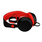 Coloud The Boom Headphones in Black/Red