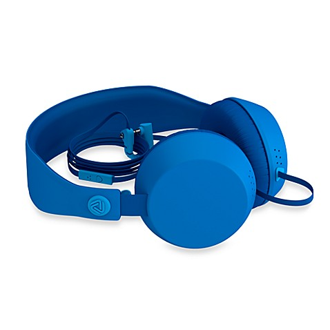 Coloud BOOM Blocks Headphones in Transition Blue
