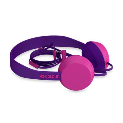 Coloud The Knock Headphones in Purple