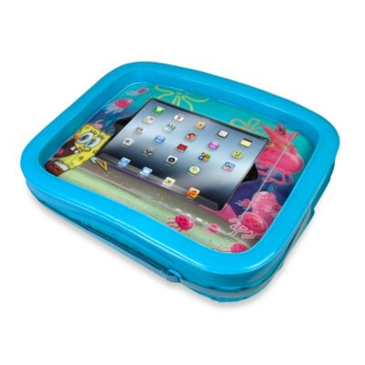 SpongeBob SquarePants Universal Activity Tray for iPad® with App by CTA Digital