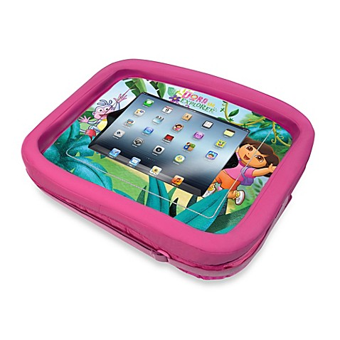 Dora the Explorer™ Universal Activity Tray for iPad® with App by CTA Digital