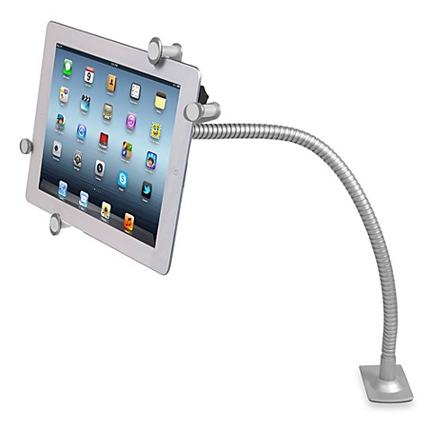 Gooseneck Clamp Stand for iPad & Tablets by CTA Digital