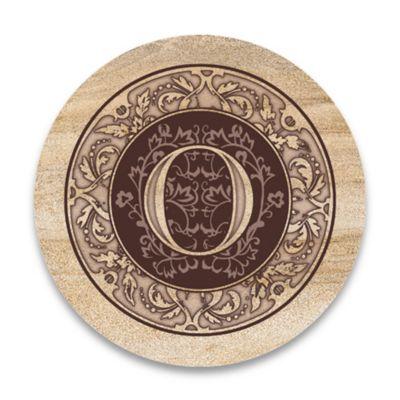 "Monogram Letter ""O"" Coasters (Set of 4)"
