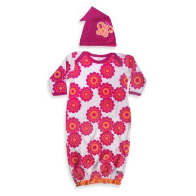Pink Sleep Gown