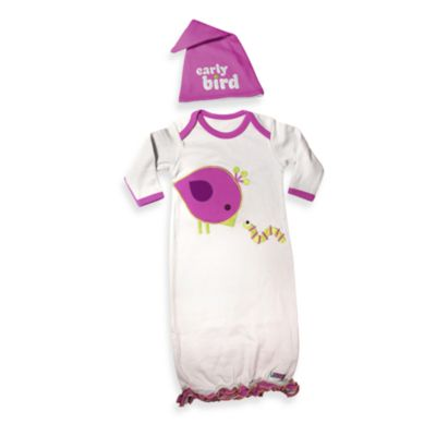 Sozo® Early Bird Gown and Cap Set