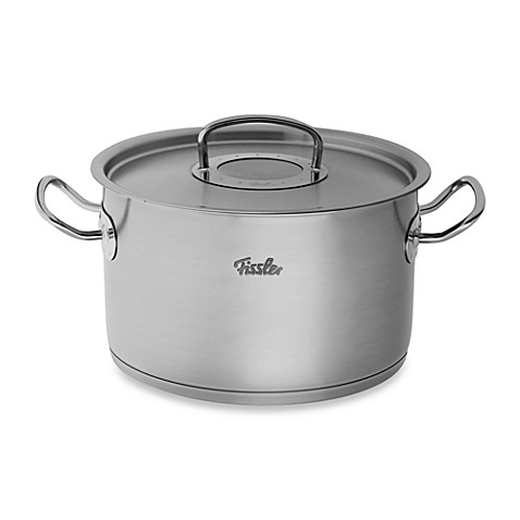 buy fissler original pro collection 10 9 quart stew pot from bed bath beyond. Black Bedroom Furniture Sets. Home Design Ideas