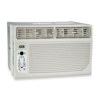 Kul® 6,000 BTU Window Air Conditioner