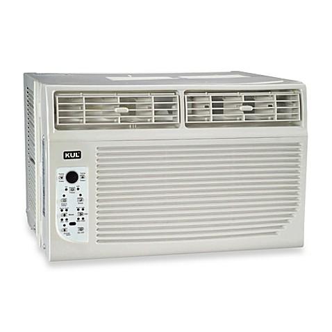 Kul 174 6 000 Btu Window Air Conditioner Bed Bath Amp Beyond