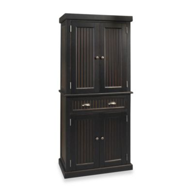 Home Styles Hardwood Pantry