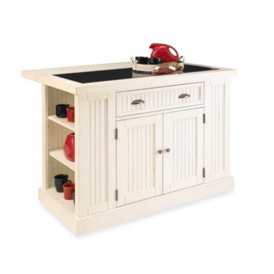 Home Styles Nantucket Hardwood Kitchen Islands