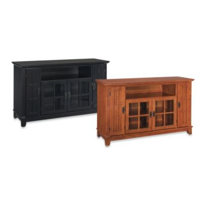 Homes Styles Arts & Crafts Credenza
