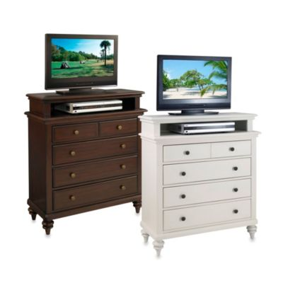 Home Styles Bermuda TV Media Chest