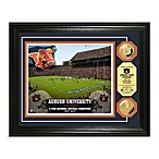 Auburn University 24K Gold-Plated Coin Photo Mint Frame