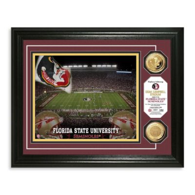 Florida State University Photo Mint Frame