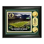 University of Oregon 24K Gold-Plated Coin Photo Mint Frame