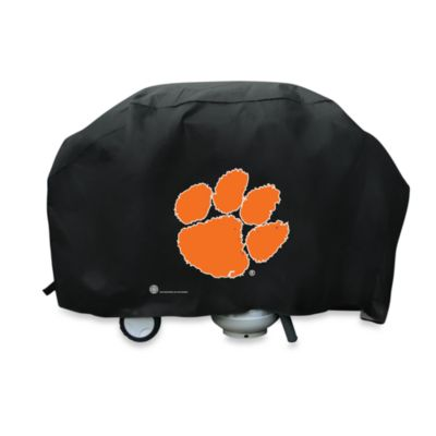 Clemson University Deluxe Barbecue Grill Cover