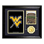 West Virginia University Fan Memories Minted Coin Photo Frame