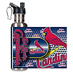 St. Louis Cardinals Stainless Steel Water Bottle