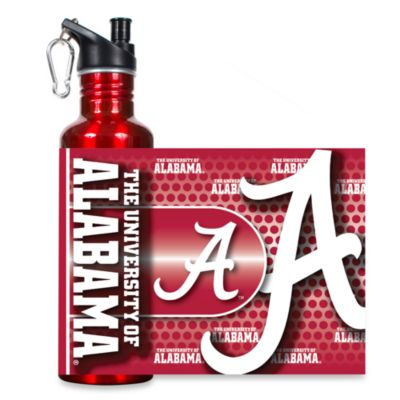 University of Alabama Stainless Steel Water Bottle