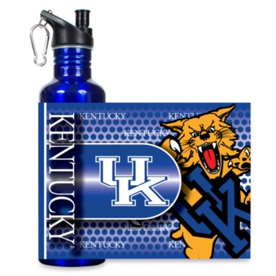 University of Kentucky Stainless Steel Water Bottle