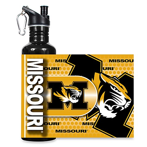 University of Missouri Stainless Steel Water Bottle