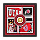 University of Utah Fan Memories Minted Bronze Coin Photo Frame
