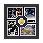 Utah State University Collegiate Fan Memories Coin Wall Frame